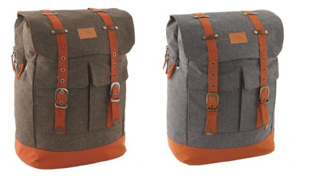 Easy Camp Daypack INDIANAPOLIS Backpack - COFFEE or Denim - Grasshopper Leisure